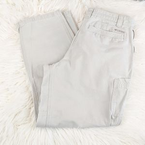 Columbia Khaki Hiking Pants Size 34/30